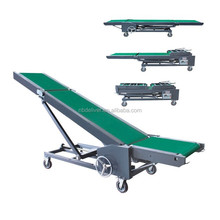 Automatic Foldable Trailer,Van,Truck,Container Stuffing Conveyors