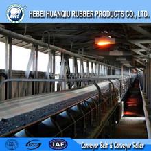 Agriculture Chevron Conveyor Belt, Patterned Conveyor Belts,Rough Top Ribbed Conveyor Belt