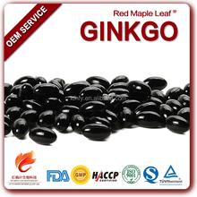 Heart Disease Treatment Ginkgo Biloba Extract Powder Capsules