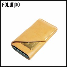 Leather mobile phone case design cell phone cases manufacturer