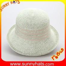 SN-0238 2015 new style fashion ladies' sun visor flip up brim hat