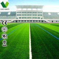 Ornamental Design Football Court Artificial Grass