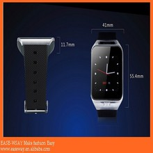WP002 IOS and android smart watch phone, factory cheapest 3g android smart watch phone