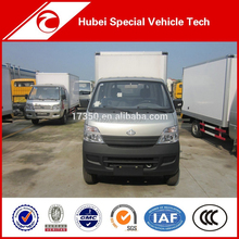 small changan refrigeration truck for sale from china