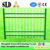 Anti-rust Tubular Galvanized Steel Fence ISO9001 XG-008 manufacturer