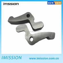 Blackened steel 4140 cnc custom small machining Metal CNC Service