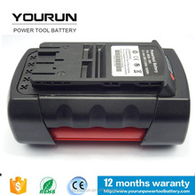 New 36v 3ah Replacement Power Tool Battery for Bos 36V BAT810 BAT836 BAT840