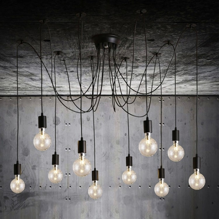 edison filament ampoule vintage lustre pendentif lampe lustre id du produit 60283581329 french. Black Bedroom Furniture Sets. Home Design Ideas