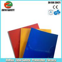 CE Certificate ENISO 20471 highway road reflector