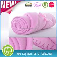 Low price antique no sew fleece sheet blanket kits