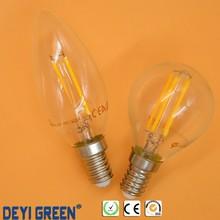 85-240v new item 2w/4w/6w Led filament Light