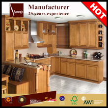 kitchen cabinet solid wood classic euro style kitchen design