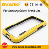 Dual Layer Hybrid Cell Phone Case For Samsung Galaxy Trend Lite S7392 Case,TPU Bumper Case For Samsung S7392 Protector Case