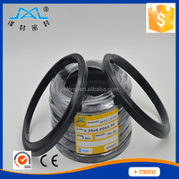 Wiper seal resistant oil seal with high quality