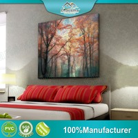 Decorative Custom 3D Canvas Wall Art Painting For Decoration Modern Home Paints