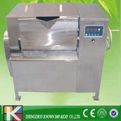 60L stainless steel automatic blender mixer and meat grinder