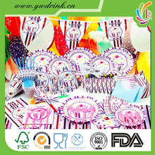 China 1st bithday party supplies export
