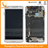 Wholesale replacement for samsung note 3 lcd screen,lcd screen for samsung galaxy note 3