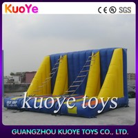 inflatable adult climbing Ladder games,competition inflatable adults toys,commercial inflatable games for adults