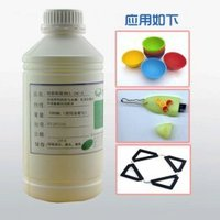 100% silicone ink safe and no solvent for gloves