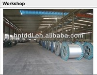 "Hot Dip Galvanized steel wire with 7/16"" diameter"