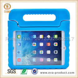 Case for iPadmini 2 , KidArmor Kid Proof EVA Series Thick Foam tablet case with convertible handle for mini ipad case