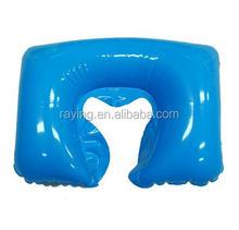 PVC Inflatable beach pillow