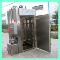 Stainless steel fish use bacon machine with best quality and service