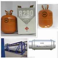 99.5% Propane R290 for heat pump air conditioners ,R290