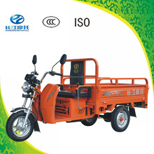 Adult three wheel gas powered tricycle widely used in China