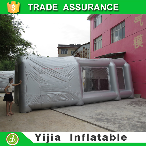 Made in china mobile auto body paint booth buy auto body for Mobile auto painting