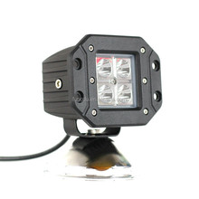 2015 hotsell auto parts IP 68 20W 12v 24v 2*2 led worklight