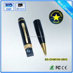 1080P Night Vision Video Pen Microphone with Camera Infrared