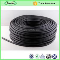 fiber optic cable H05RR-F Rubber sheathed flexible cable,flexible red copper rubber cable and wire