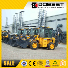 Front end loader and backhoe XCMG XT872 for sale in Australia