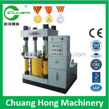Cost Saving Hydraulic Cold Press Machine for Making Badge, Coin, Medal
