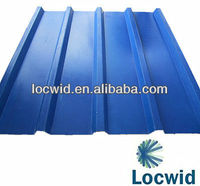 High percent fibreglass sheet for roofing can instead of color steel with lighter weight