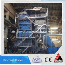 Small Wood Fired Steam Biomass Boiler For Sale