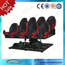 Good quality classic adult movies high technology china 5d 7d cinema for sale with 6dof motion seats, 3d glasses