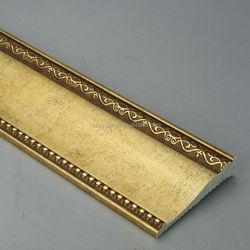 Gold Chair Rail Moulding