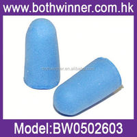 E20 aviation earplugs with pu material