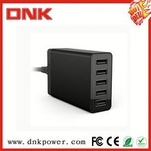 5v 8a eu usb wall charger with ce/rohs certifications anker 5 port usb charger
