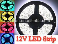 12V 60pcs SMD Flexible led strip