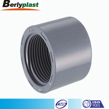 China manufacture PVC Plastic hdpe pipe end cap and female threaded end cap