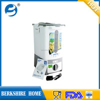 2015 Newest design rice box dispenser storage container