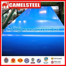 Top brand with highest levels roofing material prepainted galvanized steel coil to Turkey
