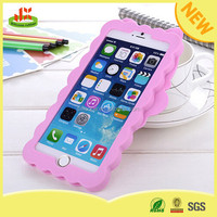Unique silicone 3d animal sex girl mobile phone case for iphone 6