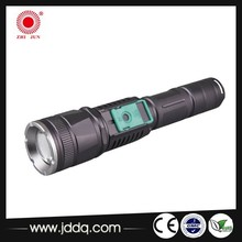The newest outdoor design USB aluminium rechargeable geepas led flashlight torch