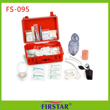 FDA emergency safety mini lady outdoor survival kit for gift