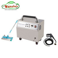 High Pressure portable smart household cleaner / mini steam jet car and carpet cleaning good price